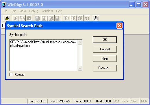 Installing And Testing The Windows Debugger Windbg Windows Driver